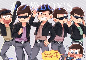 Karamatsu boys