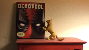 Kate loves Deadpool
