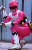 Kendrix Morphed As The Pink Galaxy Ranger