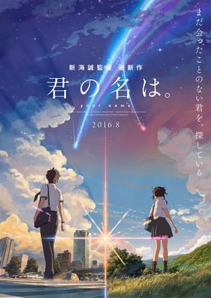 Kimi no Na wa Poster