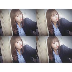 Kinoshita Haruna Instagram 2016