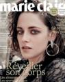 Kristen Stewart on Marie Claire France Cover, June 2016 - kristen-stewart photo