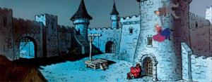 Kristoff and Anna in Classic Disney scenes ➳ Robin haube