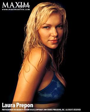Laura Prepon - Maxim Photoshoot - 2004