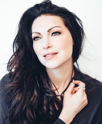 Laura Prepon پیپر وال containing a portrait called Laura Prepon - کرن, رے Kachatorian Photoshoot - 2015
