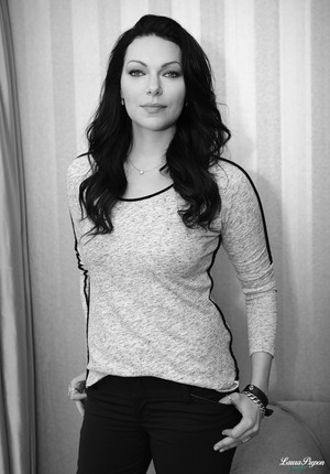 Laura Prepon - i-D Magazine Photoshoot - 2014