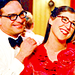 Leonard and Amy Farrah Fowler - the-big-bang-theory icon