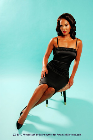 Lesley-Ann Brandt - Pinup Girl Clothing Photoshoot - 2010