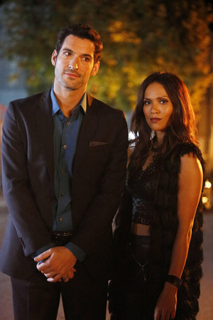 Lesley-Ann Brandt as Mazikeen in Lucifer - 'Lucifer, Stay. Good Devil.'