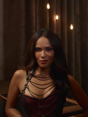 Lesley-Ann Brandt as Mazikeen in Lucifer - Season 1 Portrait