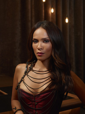 Lesley-Ann Brandt as Mazikeen in Lucifer - Season 1 Portrait