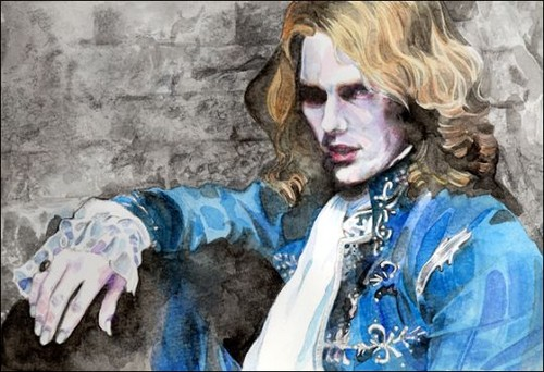Interview With A Vampire Wallpaper Called Lestat