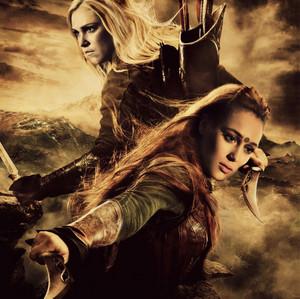 Lexa and Octavia