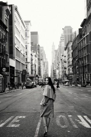 Liv Tyler - Glamour Photoshoot - July 2015