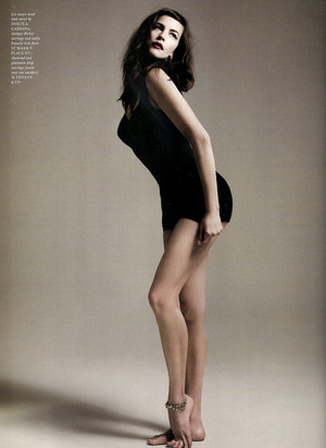 Liv Tyler - Love UK Photoshoot - Fall/Winter 2010
