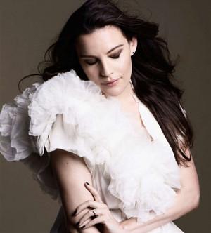 Liv Tyler - più Magazine Photoshoot - October 2015