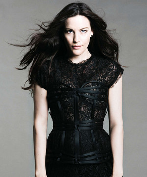 Liv Tyler - 더 많이 Magazine Photoshoot - October 2015