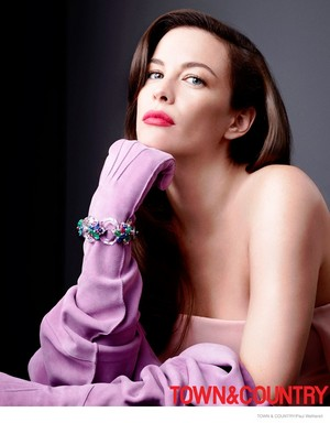 Liv Tyler - Town and Country Photoshoot - January 2015