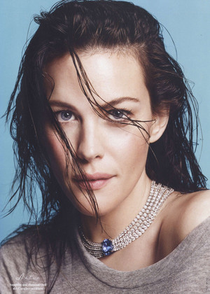 Liv Tyler - Vanity Fair Photoshoot - August 2014