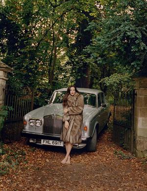 Liv Tyler - Vogue UK Photoshoot - November 2015