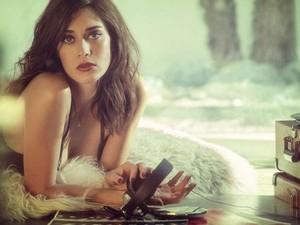Lizzy Caplan - Playboy Photoshoot - July 2015