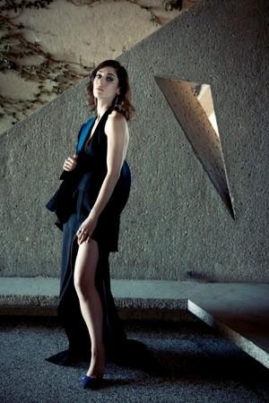Lizzy Caplan - The Untitled Magazine Photoshoot - September 2015