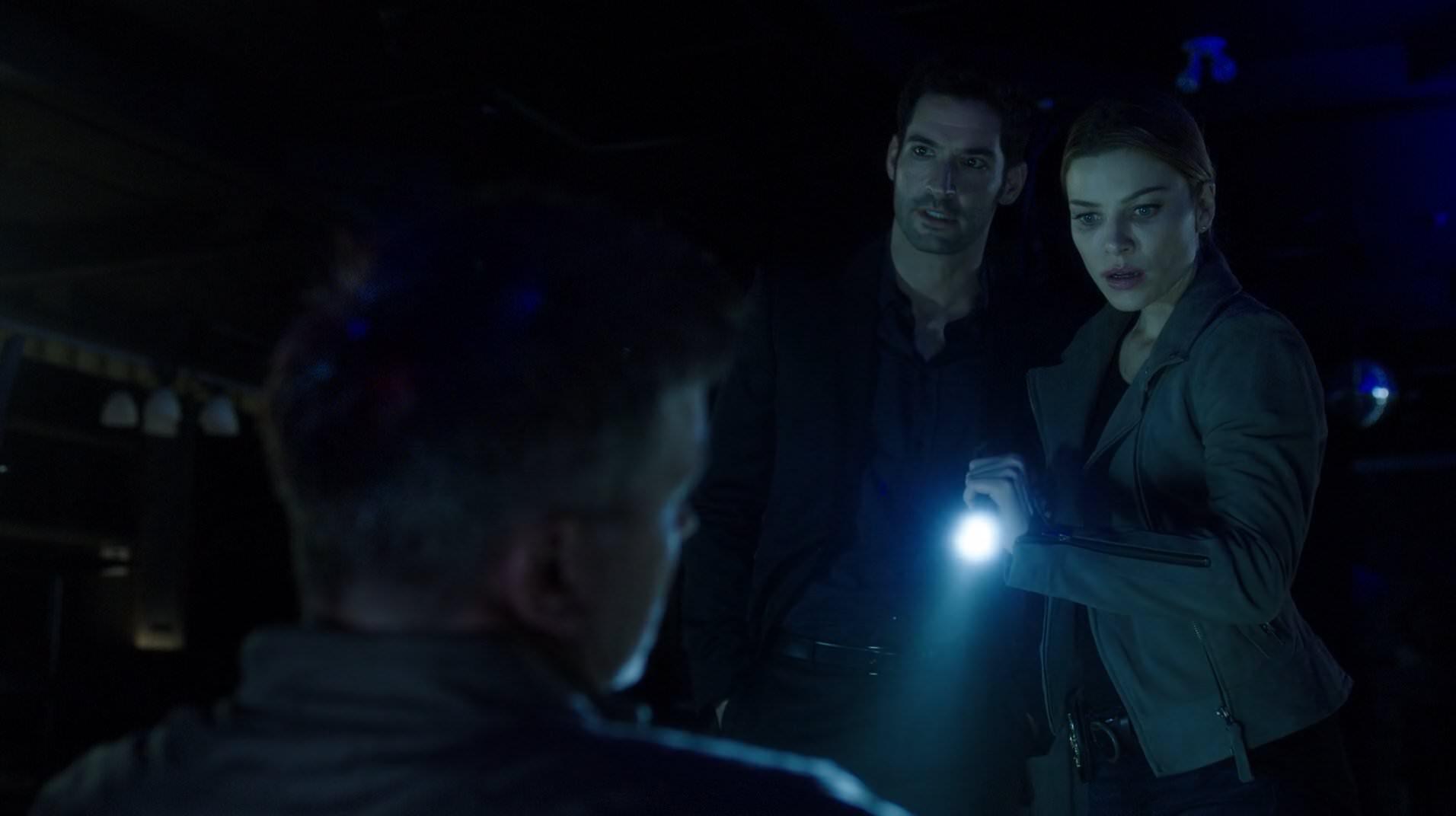 Lucifer 1x08 Et tu, Doctor Screencaps - Lucifer (Fox