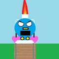 Lucy Is Angry - thomas-the-tank-engine photo