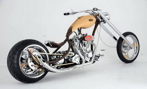 Lugz Bike