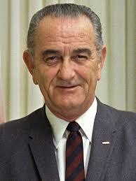 The Presidents of The United States fond d'écran containing a business suit entitled Lyndon B. Johnson