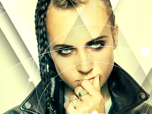 MØ wallpaper possibly containing a portrait entitled MØ wallpaper