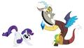 MLP Fanart Discord Showing Rarity a Gem - discord-my-little-pony-friendship-is-magic fan art