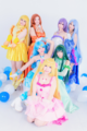 MMPPP Csplay 2 - mermaid-melody photo
