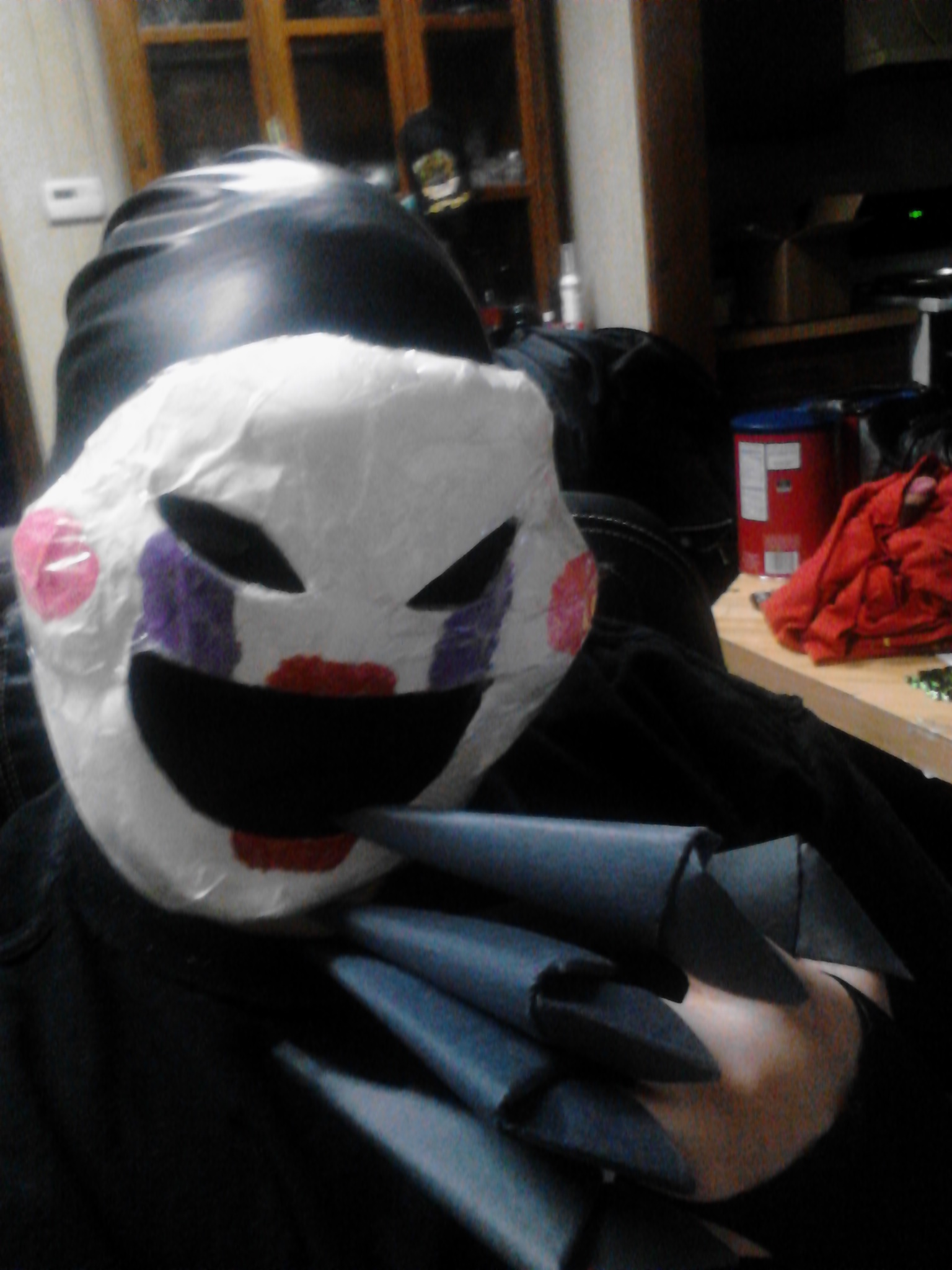 Marionette Cosplay
