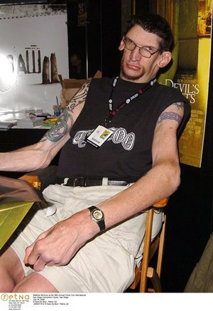 Matthew McGrory (May 17, 1973 – August 8, 2005)