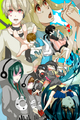 Mekaku City Actors  - anime fan art