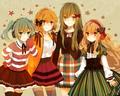 Mekaku City Actors  - anime wallpaper