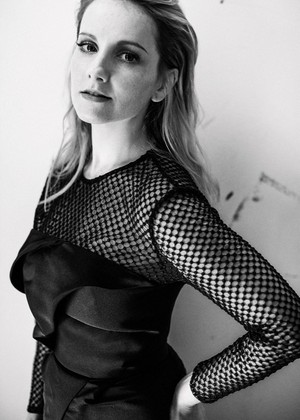 Melissa Rauch for Interview Magazine 2016