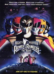 Mighty Morphin Power Rangers The Movie