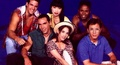 Mighty morphin power rangers cast - the-power-rangers photo