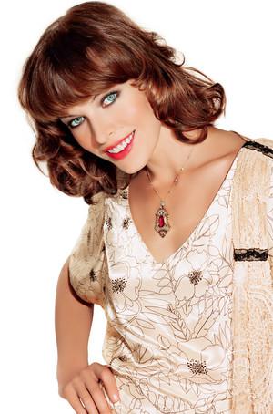 Milla Jovovich - Kenneth Willardt Photoshoot - 2006