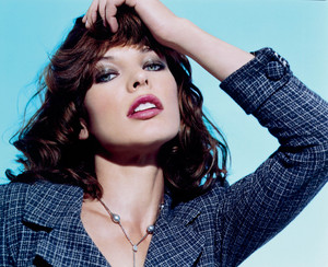 Milla Jovovich - Kenneth Willardt Photoshoot - 2006