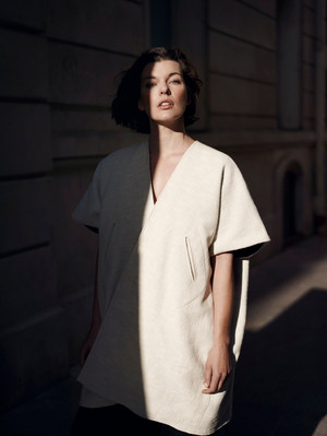 Milla Jovovich - The ubah Photoshoot - 2013