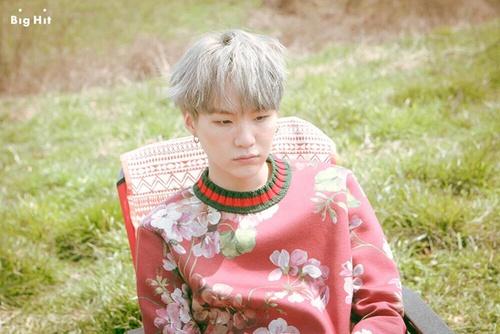 BTS kertas dinding entitled Min Yoongi❤