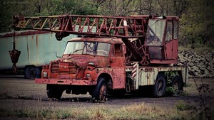 Miscellaneous trucks from around the world