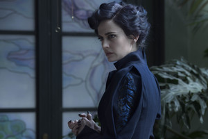 Miss Peregrine's 집 for Peculiar Children - Miss Peregrine