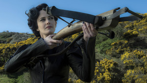 Miss Peregrine's घर for Peculiar Children - Miss Peregrine