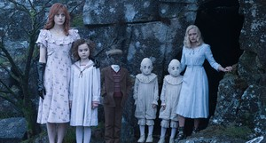 Miss Peregrine's घर for Peculiar Children - The Peculiars