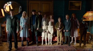 Miss Peregrine's 首页 for Peculiar Children - The Peculiars