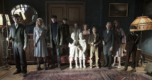 Miss Peregrine's accueil for Peculiar Children - The Peculiars